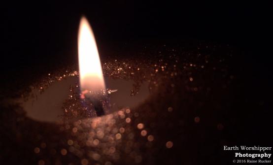 Imbolc Flame